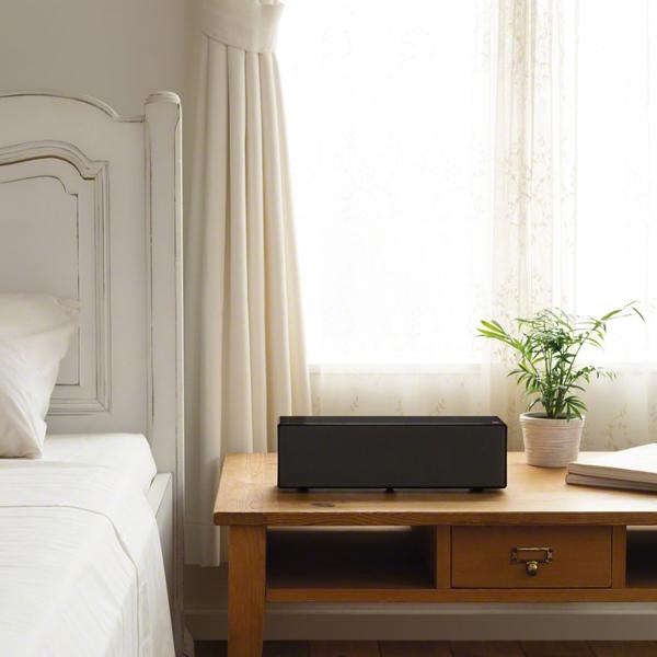 Sony SRS-X88 Hi-Res Audio Multi-Room Wireless Speaker with Wi-Fi/Bluetooth® - BLACK