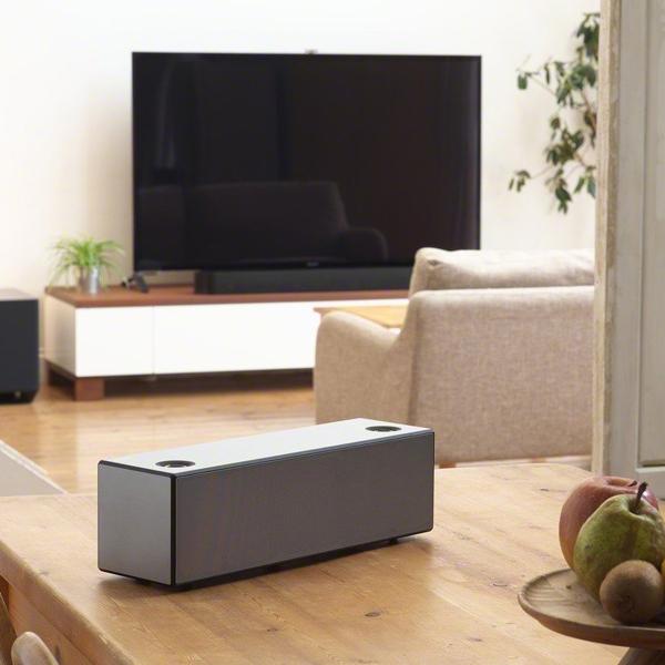 Sony SRS-X99 Hi-Res Audio Multi-Room Wireless Speaker with Wi-Fi/Bluetooth
