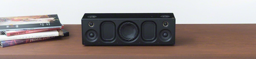 Sony SRS X99 without front grill