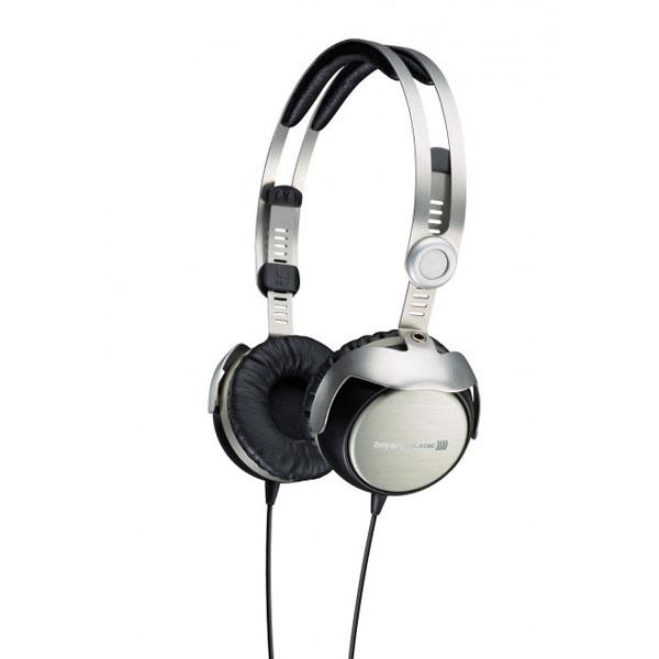 Image of Beyerdynamic T51p Portable Closed Back Telsa Hi-Fi Headphones