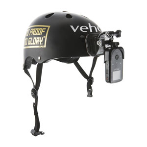 Veho VCC-A018-HFM Helmet Face Mount for Muvi & Muvi HD Range