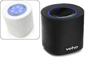 Veho Mimi WiFi Speaker System Colour BLACK