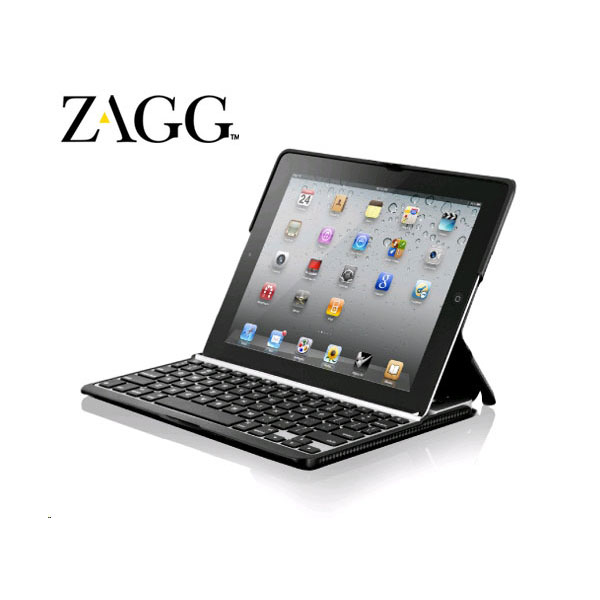 Advanced MP3 Players Zagg Folio Apple iPad 2 Keyboard Case.