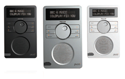 Revo Picoplus DAB FM Pause and Rewind Portable Digital Radio Colour SILVER