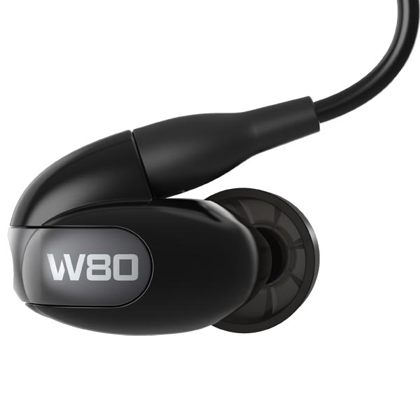 Compare prices for Westone W80 Earphones featuring eight proprietary drivers