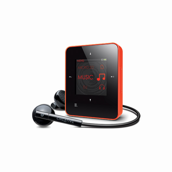 Advanced MP3 Players Creative ZEN Style M300 Touch 8GB MP3