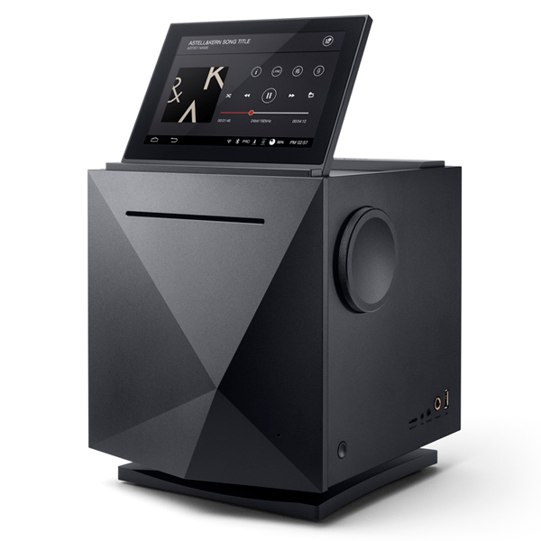 Image of Astell & Kern AK500N - The Ultimate High-Res MQS Network Audio Player Colour BLACK