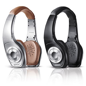 Denon AH-NCW500 'Globe Cruiser' Wireless Bluetooth Noise Cancelling On-Ear Headphones