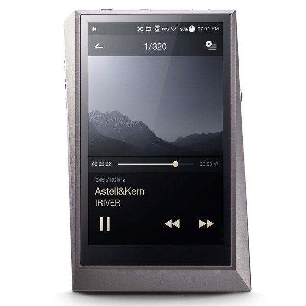 Image of Astell & Kern 128 GB AK320 Portable Audio Player