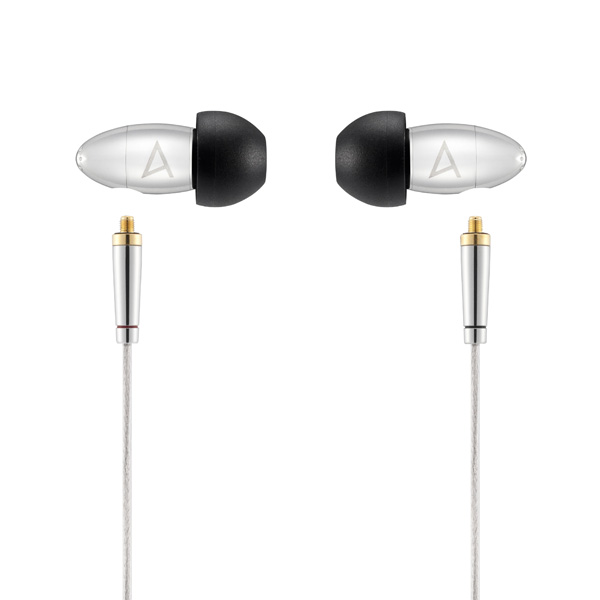 Astell & Kern AKR02 Balanced Armature Earphones with BAM (Balanced Air Movement) Technology
