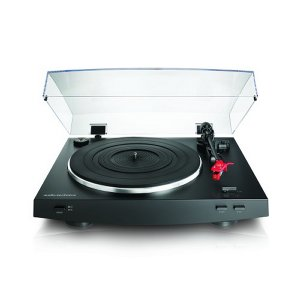 Audio Technica LP3 Advanced Fully Automatic Belt-Drive Stereo Turntable