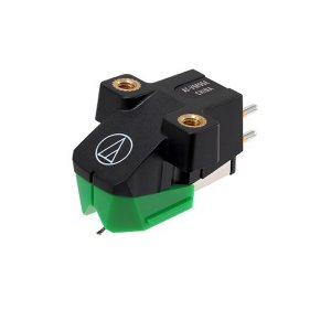 Audio Technica AT-VM95E Cartridge with elliptical Stylus