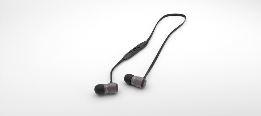 Byron BT In-Ear Earphones