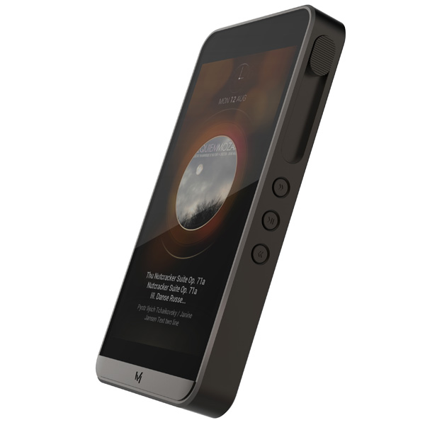 ... Calyx M Portable Music Player And USB DAC Additional Image 3