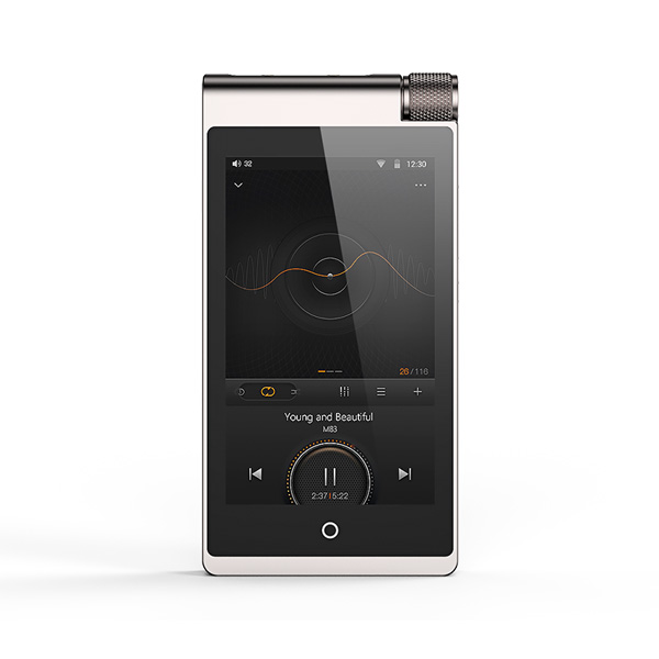 Image of Cayin i5 Master Quality Digital Audio Player (Box opened)