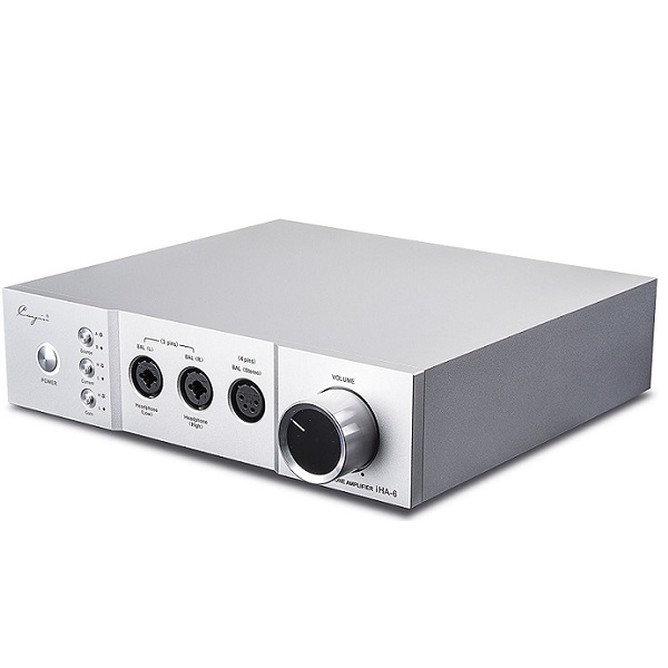 Advanced MP3 Players Cayin iHA-6 Hi-Res Desktop Headphone Amplifier