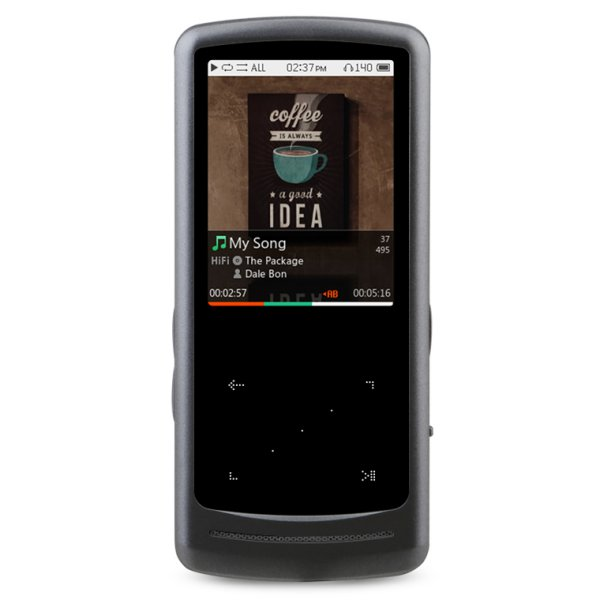 Cowon iAudio HIFI Digital Audio Player Memory Capacity 128GB