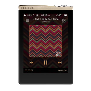 Cowon Plenue D (PD) High Resolution 32GB Music Player with microSD Expansion Slot