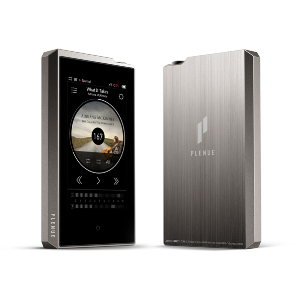 Image of Cowon Plenue M2 (PM2) High Resolution 128GB Music Player Colour SILVER