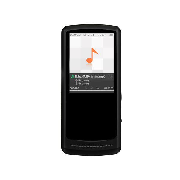 Image of Cowon i9 Plus 16GB MP3 Player - BLACK