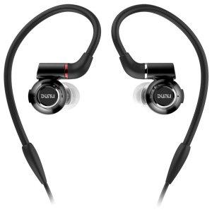 Dunu DK-3001 3 x Balanced 1 x Dynamic Hybrid Earphones