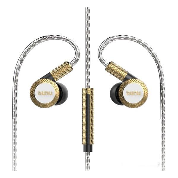 Dunu DM-380 Triple Dynamic Driver IEM Earphones