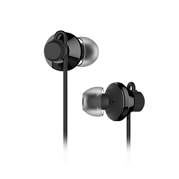 Dunu DNTitan 1es IEM Earphones with Top Class Nanometer Titanium Diaphragm and High Purity OFC Cable Colour SILVER