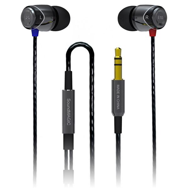 SoundMagic E10 In-Ear Earphones