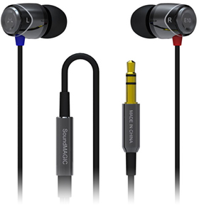 SoundMagic E10 In-Ear Earphones