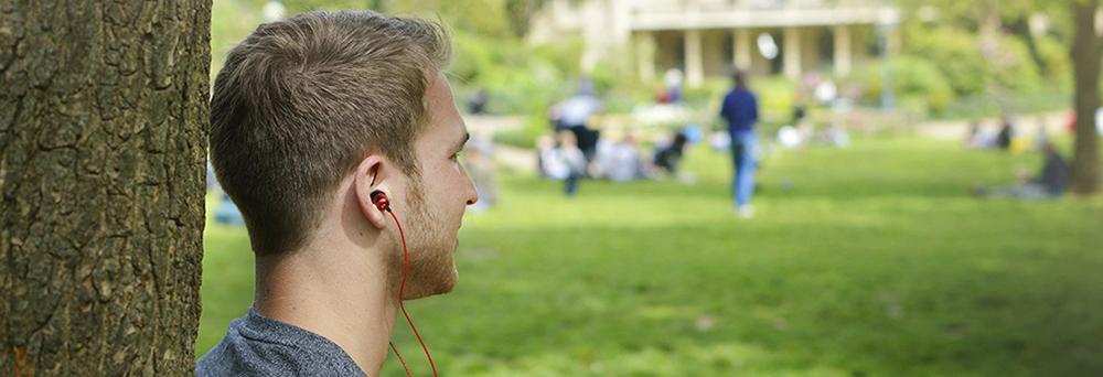 Soundmagic E50 earphones