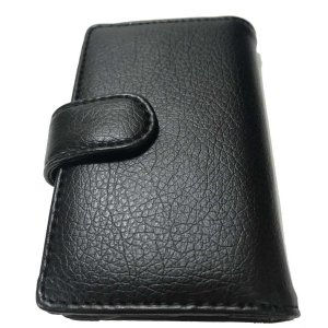 Tuff-Luv Veggie leather Folio Wallet case for Fiio M7