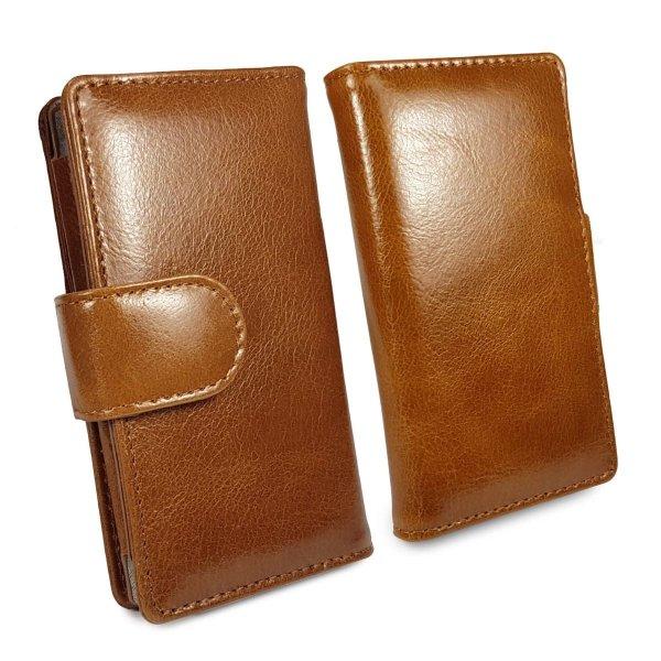 Tuff-Luv Genuine Vintage leather case for Fiio M7