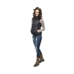 exo2 ExoGlo 3 Shower Proof, Windproof and Breathable Heated Bodywarmer Vest Female