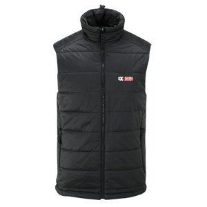 exo2 ExoGlo 3 Shower Proof, Windproof and Breathable Heated Bodywarmer Vest