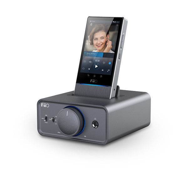 Fiio K5 Docking Headphone Amplifier & DAC