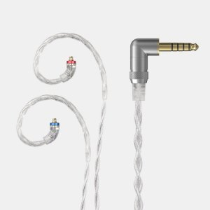FiiO High-Purity Silver Headphone Cable - 2.5mm/3.5mm/4.4mm