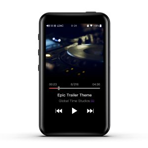 FiiO M6 Portable Hi-Res Music Player