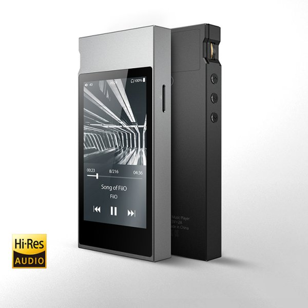 FiiO M7 Hi-Res Lossless Audio Player with Bluetooth and FM Radio