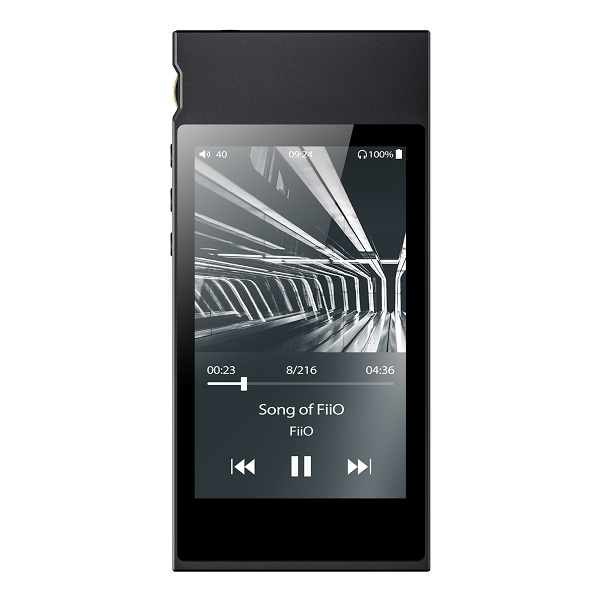 Image of FiiO M7 Hi-Res Lossless Audio Player with Bluetooth Colour SILVER