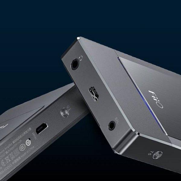 Advanced MP3 Players FiiO Q5 Flagship DAC/Amp with Dual DAC