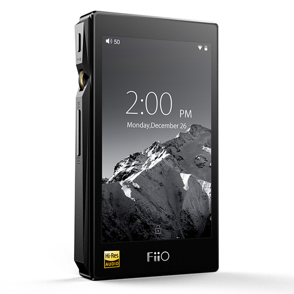 FiiO X5 3rd Gen (X5iii) HiRes Player  Black