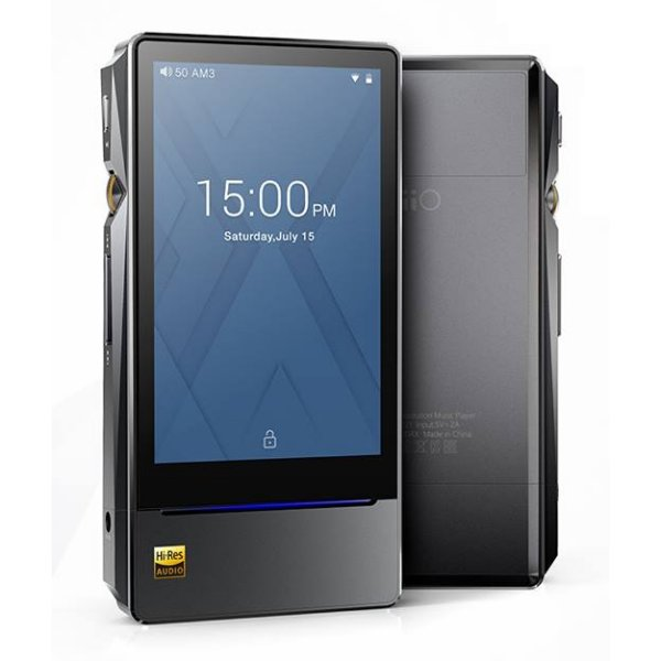 Image of FiiO X7ii Portable High Resolution Music Player with AM3 Amp Module