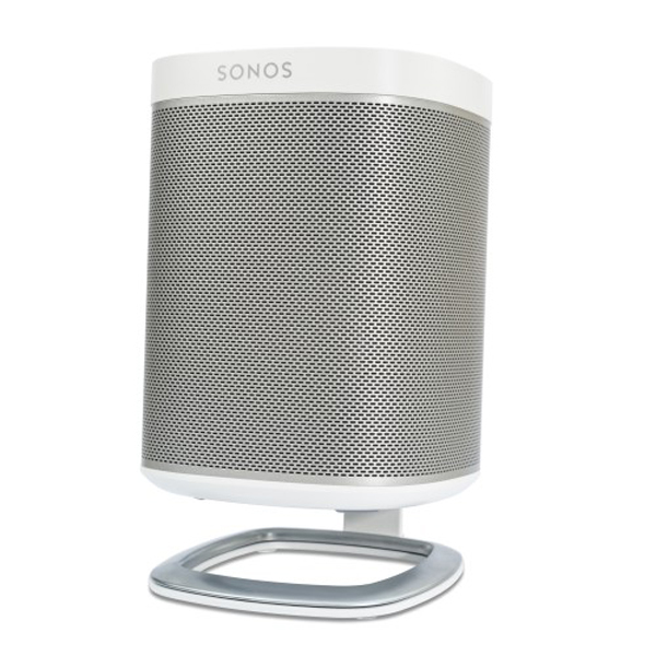 Flexson Desktop Stand for SONOS PLAY:1 - Single Unit (Black or White)