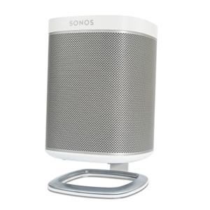 Flexson Desktop Stand for SONOS PLAY:1 - Single Unit (Black or White)