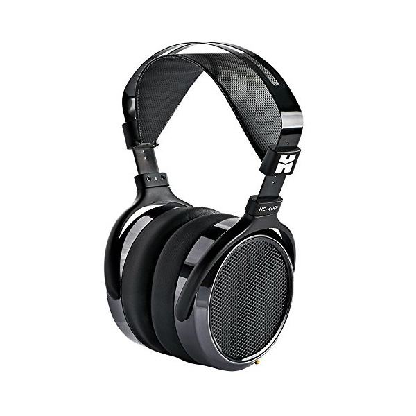Compare retail prices of HiFiMAN HE-400i Open Back Full-Size Planar Magnetic 93 db Sensitivity Headphones to get the best deal online