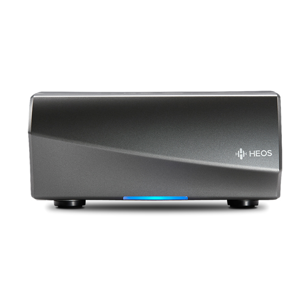Denon HEOS LINK HS2 Wireless HiFi System  Wireless PreAmplifier Turn any stereo system into a wireless zone
