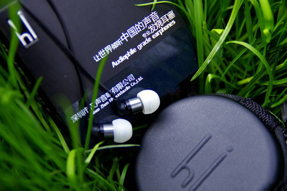 HiSoundAudio Crystal In-Ear Audiophile Earphones