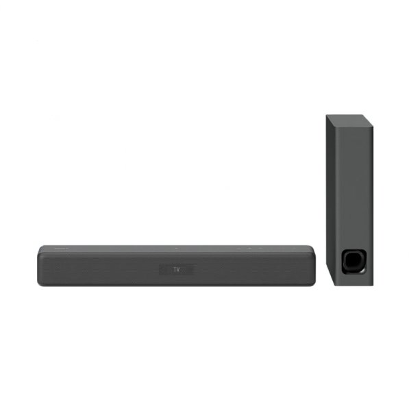 Sony HTMT500 Compact Soundbar with HighResolution Audio and Music Streaming Services Colour BLACK