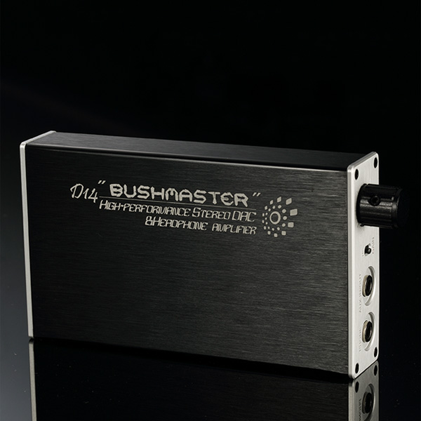 Click to view product details and reviews for Ibasso D14 Bushmaster High Performance Stereo Dac Headphones Amplifier.
