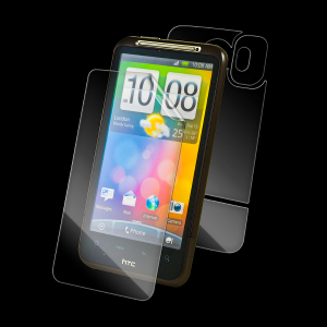 The InvisibleSHIELD HTC Desire HD Full Body SHIELD